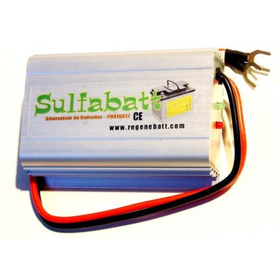 Regenerateur Batterie Stationnaire 12v Silver