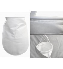 Poche Filtre Fin 1 5 25 micron - µm - HVB, huile, biodiesel All1