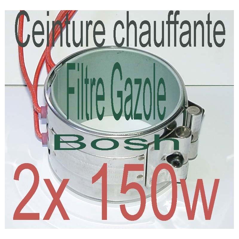 r chauffeur ceinture chauffante 2x150w filtre a gazole biodiesel. Black Bedroom Furniture Sets. Home Design Ideas