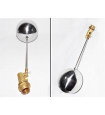 "Robinet Flotteur inox D110 3/4"" pouce High Temp - Duo"