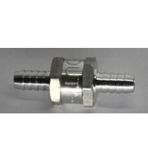 Clapet anti-retour aluminium Essence / Diesel 6 mm - 8mm / 10mm / 12mm