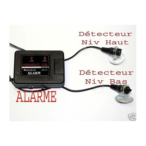 detecteur de niveau d eau