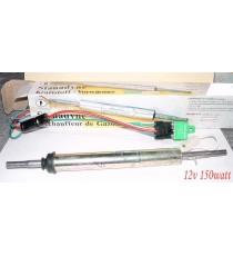 Kit complet Réchauffeur tubulaire Gazole HVB 12v 150w
