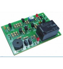Contrôleur de Pompe à eau automatique Alarme Buzzer 230V 12v