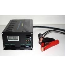 12V 15A Cargador de batería Desulphator UltiPower plomo