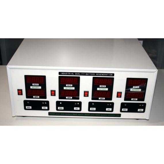 Battery Regenerator Pro Regbat 4x12v Regenebatt