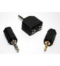 Adaptateur Jack 3.5mm - mini-jack 2.5mm