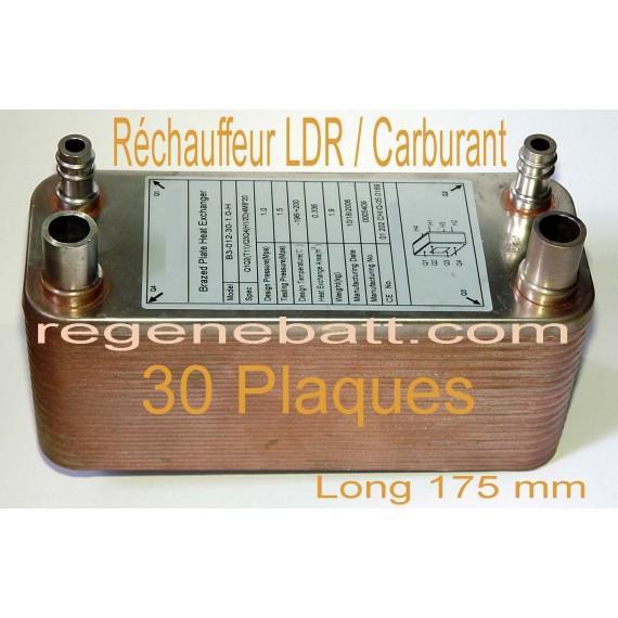 Echangeur Thermique 30 Plaques Medium
