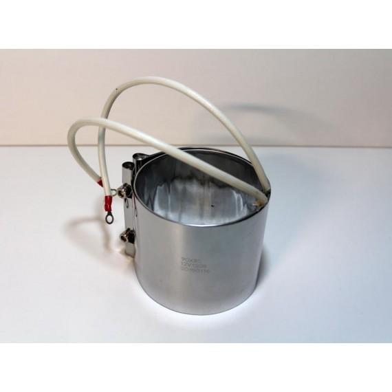 Kit Réchauffeur ceinture chauffante 1x125w filtre a Gazole 90x85mm