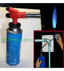 Lampe à souder piezo - cartouche butane CP 250