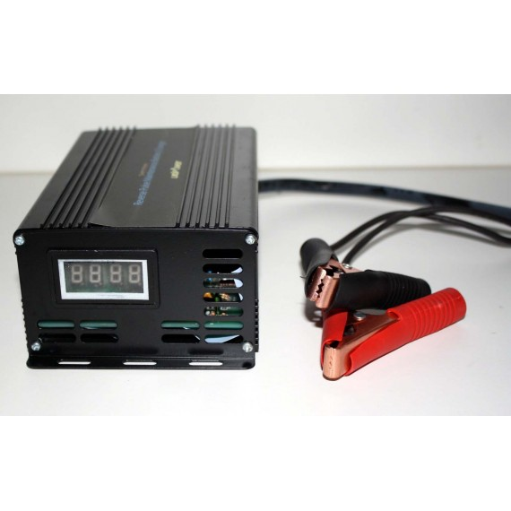 12v 8A Chargeur Désulfateur de batteries au plomb UltiPower