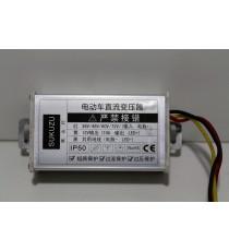 Convertisseur 36v / 48v / 60v / 72v 90v max vers 12v continu