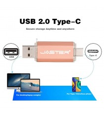 Clef USB 2,0 64Go mobile tablette Type C 64gb