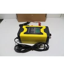 Chargeur désultateur yellow 12v 8A intelligent