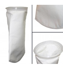 Poche Filtrante Fin 1 ou 5 micron µm soudée - HVB, huile, biodiesel D18L40cm Trio