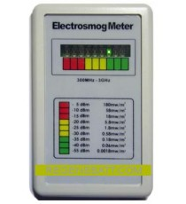 EMF Mesure Radiation Electro-magnetique GSM 300MHz-3GHz