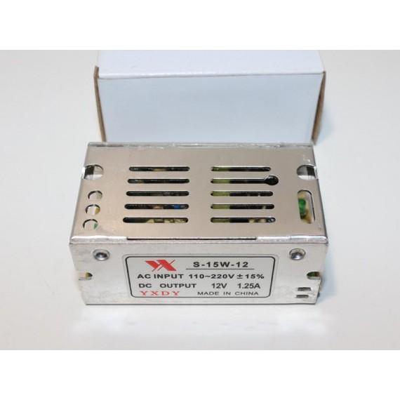 Transformateur 12v 1.25A