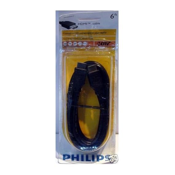 Cable HDMI Philips Haute qualité 1.3 DVD 2m -60%
