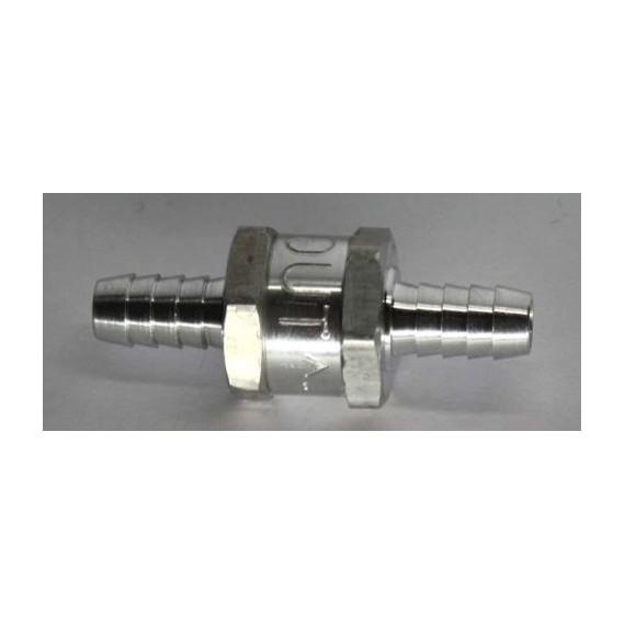 6mm Pompe amorcage Carburant Universel clapet Anti-Retour Essence gazole Diesel