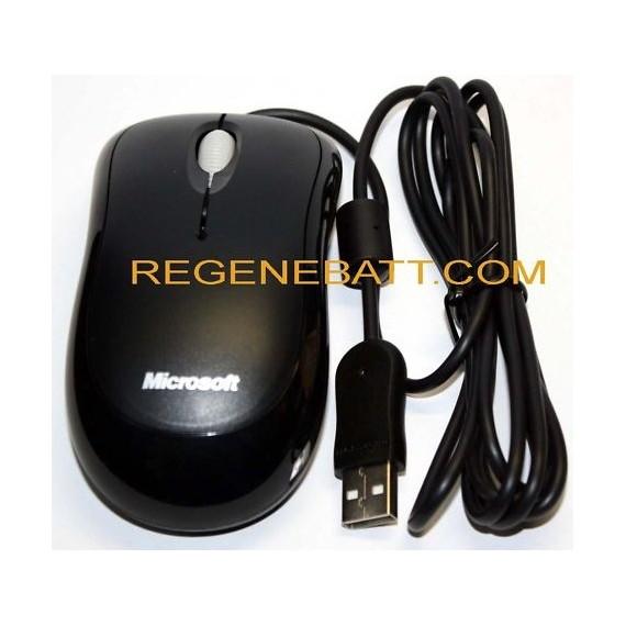 Souris Optique Filaire Microsoft Roulette 3D USB 2.0