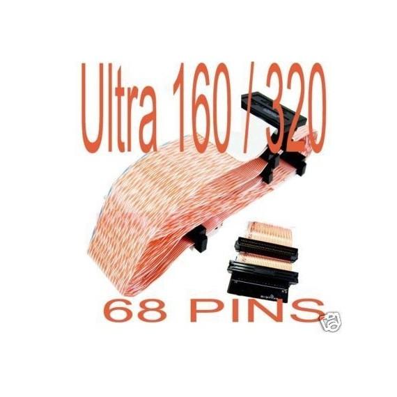 Nappe SCSI 68 PIN ULTRA 320 / 160 LVD
