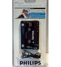Adaptateur K7 Philips Autoradio ou Chaine pour Ipod MP3