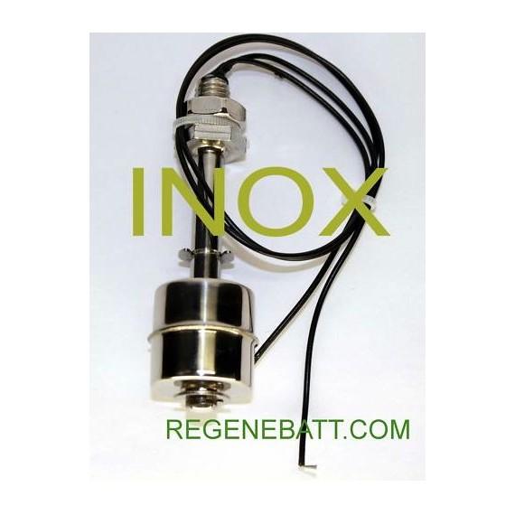 Capteur de niveau d'eau Inox à flotteur Long HQ