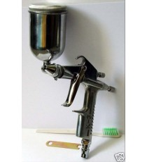Pistolet peinture pneumatique gravite Air Brush