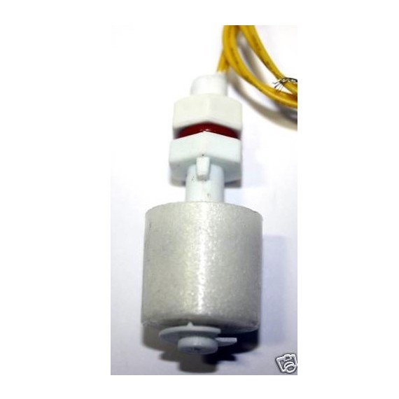 Capteur de niveau d'eau liquide flotteur horizontal D23
