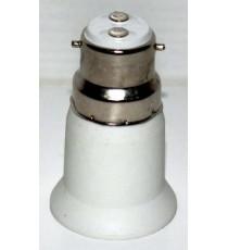 Adaptateur B22 - E27 Ampoule