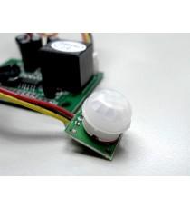 Détecteur de mouvement infrarouge universel OFF 12 Volt DC
