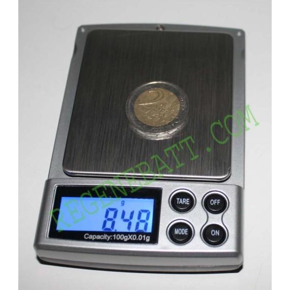 100g ± 0,01g Balance Electronique précision Bijoutier