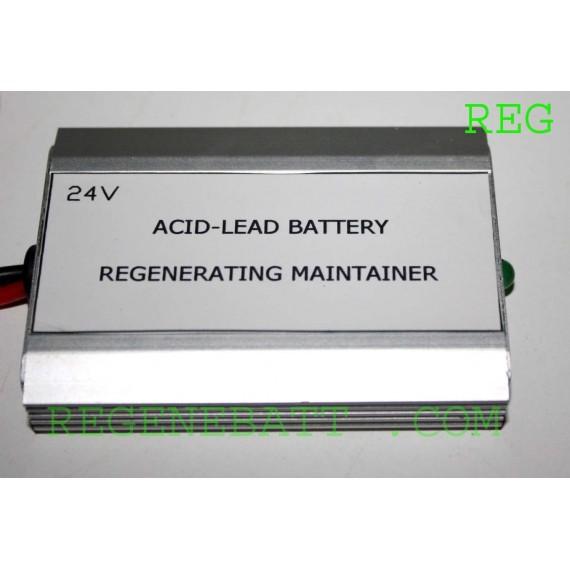 Regenerator 24v Batteries Slim Stationary Start