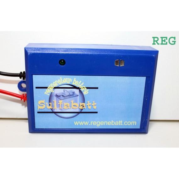 Régénérateur Batteries 12v Démarrage Stationnnaire