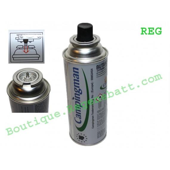 Recharge Gaz CP250 Butane