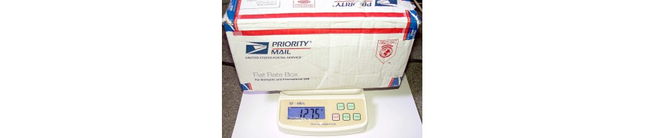 Scale Postal Package