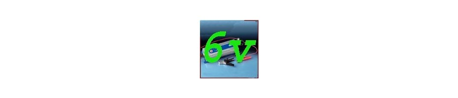 6v Chargeur