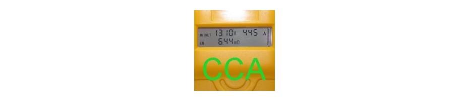 Testeurs et analyseurs de batteries